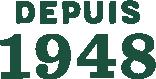 depuis 1948